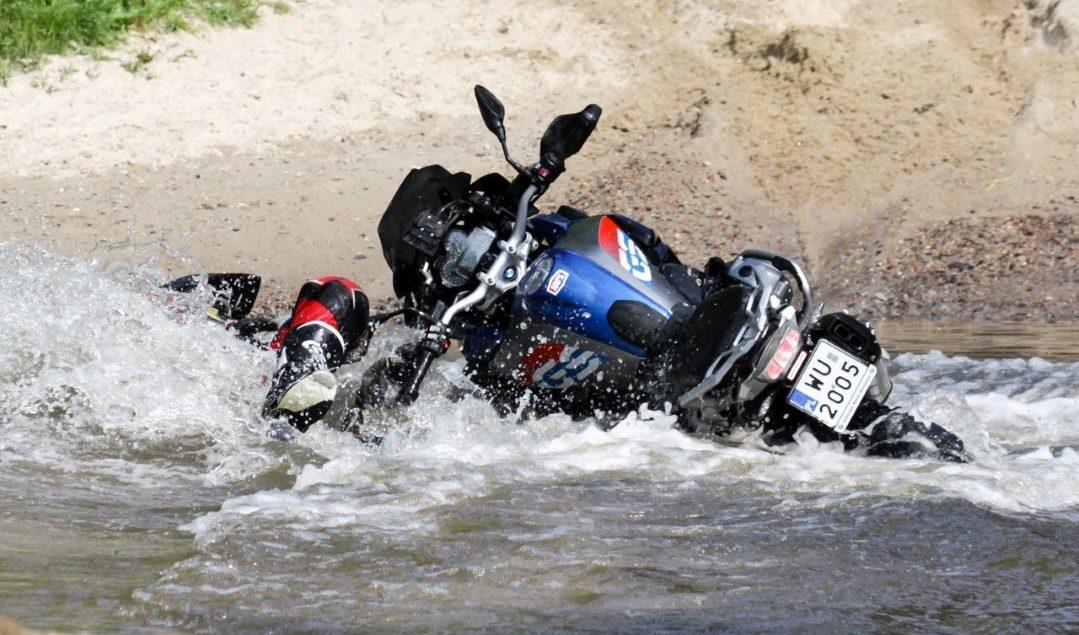 Wypadek na motocyklu – moja główna obawa