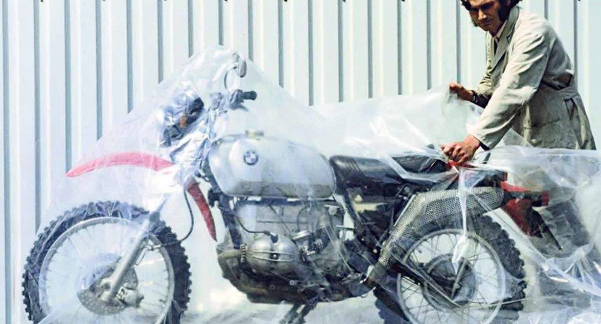 Historia motocykli klasy Adventure