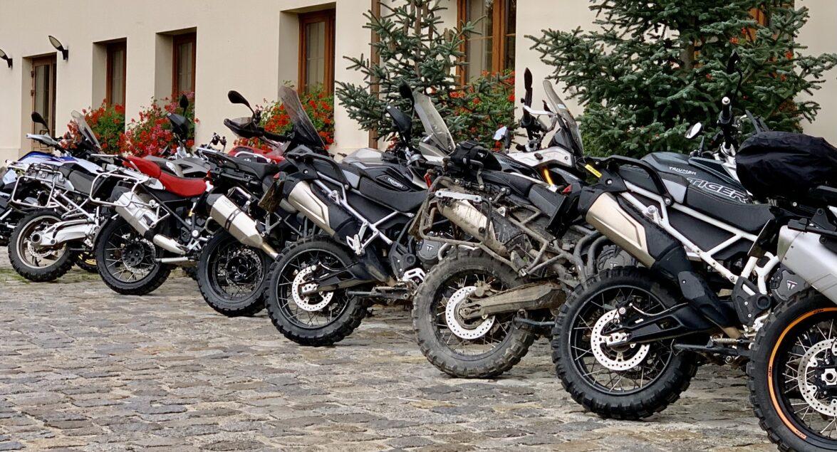 Gdzie jeździć motocyklem w terenie? Najlepiej podczas imprez Ride Out 2021