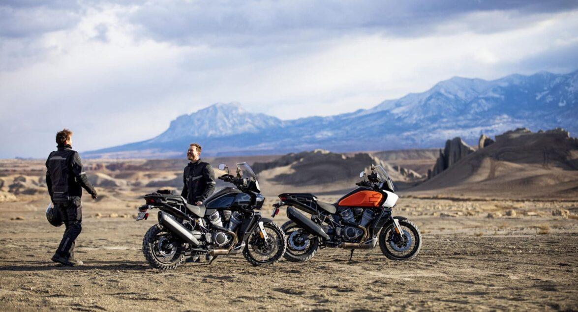 Jak BMW Harleyowi, tak Harley BMW