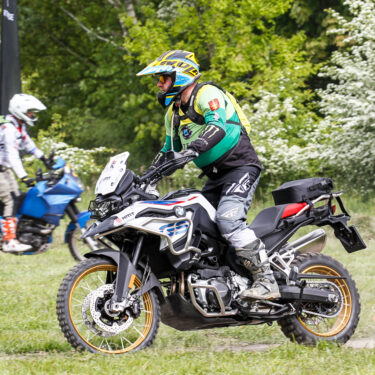Ciężki motocykl terenowy, czyli czy BMW GS nadaje się w teren?