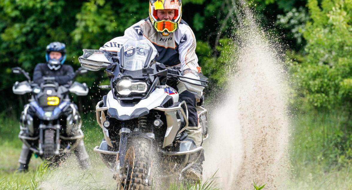 Trening NIE czyni mistrza. Jak szkolićsię na motocyklu?