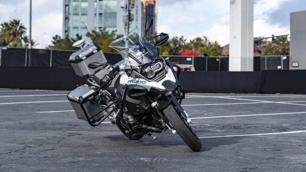 Autonomiczne BMW R 1200 GS – dlaczego i co z tego wynika?