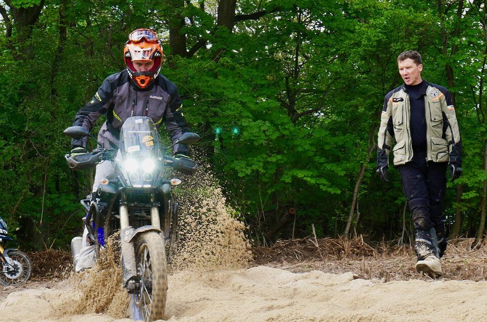 Szkolenie motocyklowe (enduro, adventure) na Dolnym Śląsku